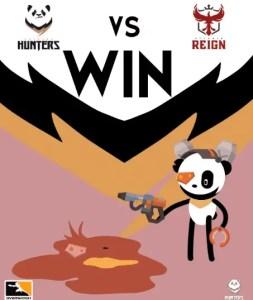 Chengdu Hunters vs Atlanta Reign