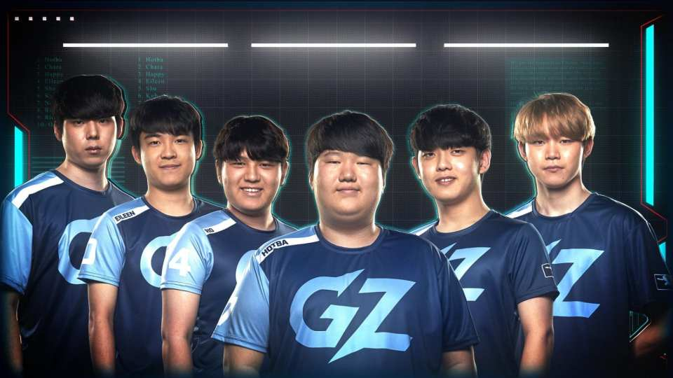 Guangzhou Stage 1 Player Grades