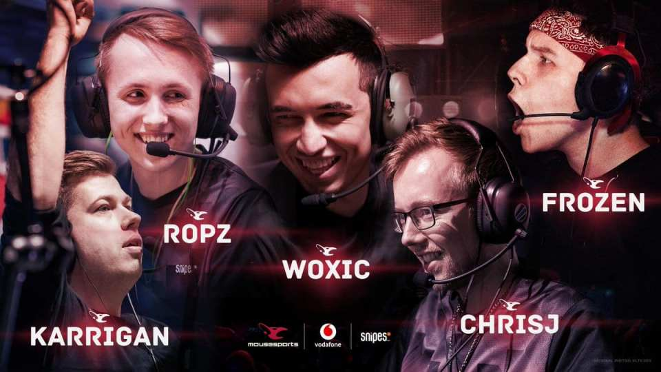 New Look mousesports