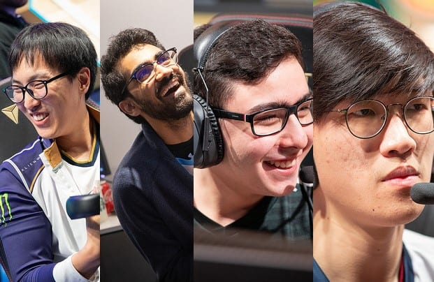 Doublelift, Darshan, Broken Blade and Panda are the Fantastic Four of week six of LCS 2019 Spring Split