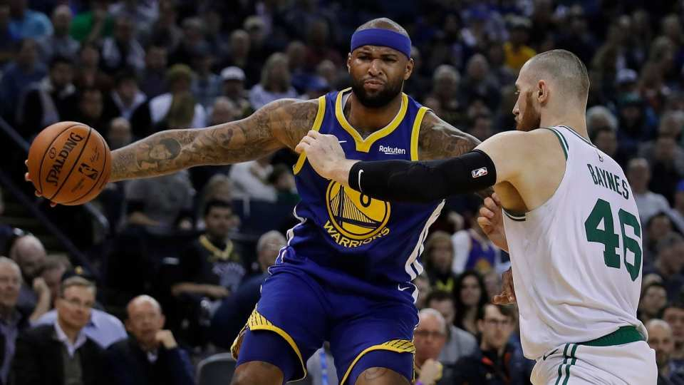 Nuggets at Warriors preview