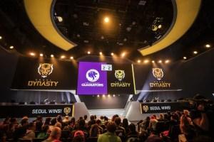 Los Angeles Gladiators vs. Seoul Dynasty