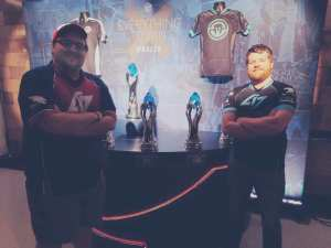 LCS trophies