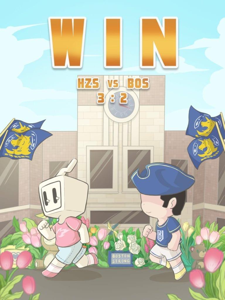 boston uprising vs hangzhou spark
