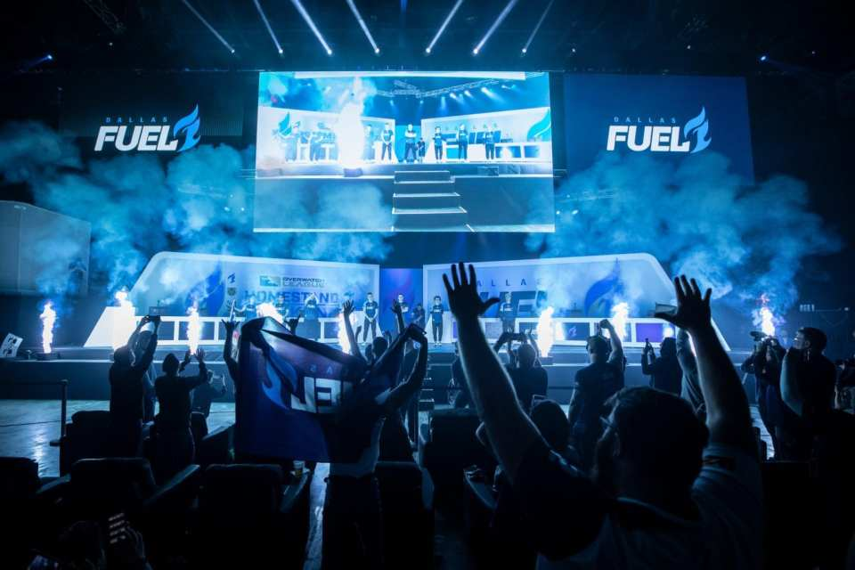 Dallas Fuel vs LA Valiant
