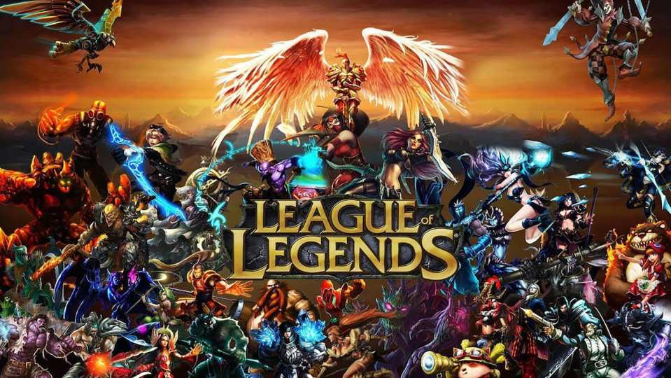 League of Legends - Courtesy of Riot Games