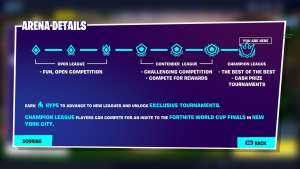 Fortnite Keys To Each Arena Division Battle royale's arena mode has some specific features that are different from the normal battle fortnite: fortnite keys to each arena division