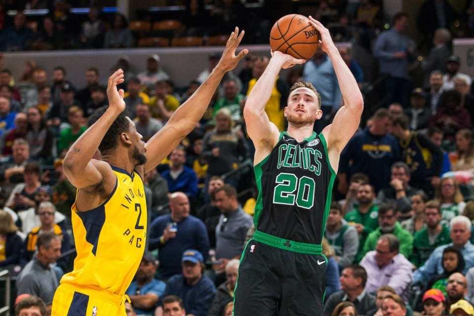 Celtics at Pacers 4/5
