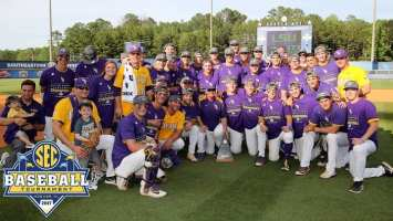 SEC Baseball Tournament Preview