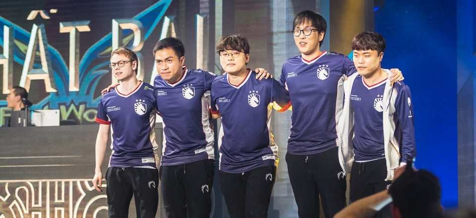 Team Liquid MSI 2019