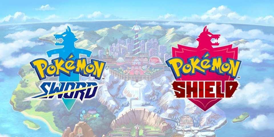 Pokemon Sword and Shield Pokedex