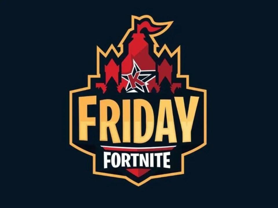 Friday Fortnite