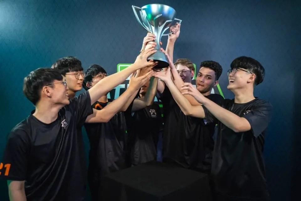 NA Contenders power rankings