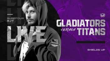 Los Angeles Gladiators vs Vancouver Titans