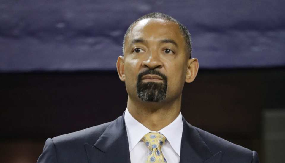 Juwan Howard Michigan's Past is Now their Present