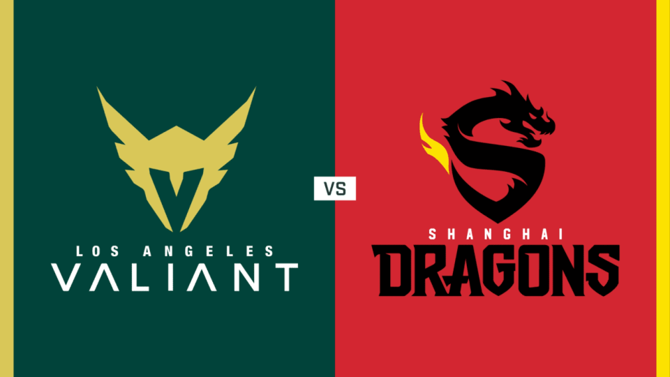 Los Angeles Valiant Stage 3 Week 2