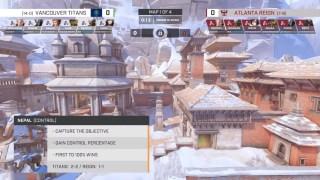 Vancouver Titans vs Atlanta Reign - Nepal