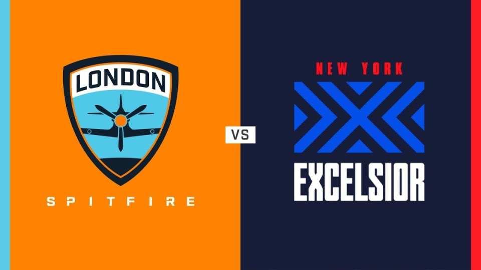 NYXL vs London Spitfire