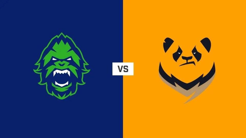 Vancouver Titans vs Chengdu Hunters