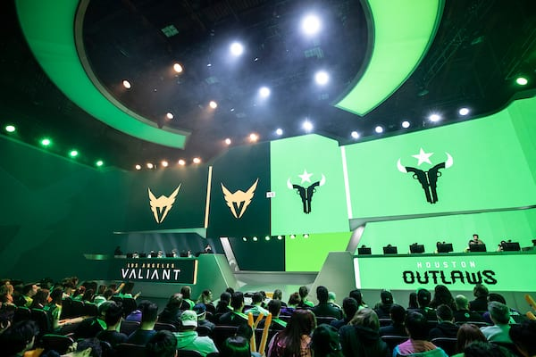 Houston Outlaws Sold