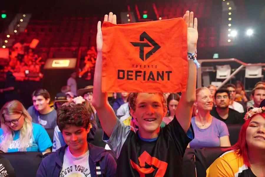 Toronto Defiant Week 2