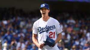 Dodgers starting rotation
