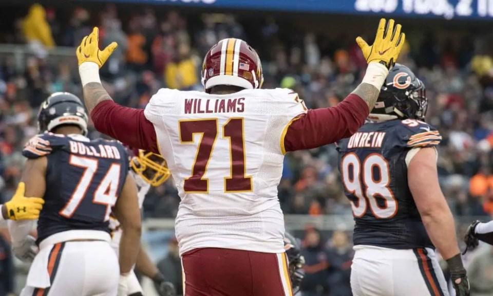 Trent Williams