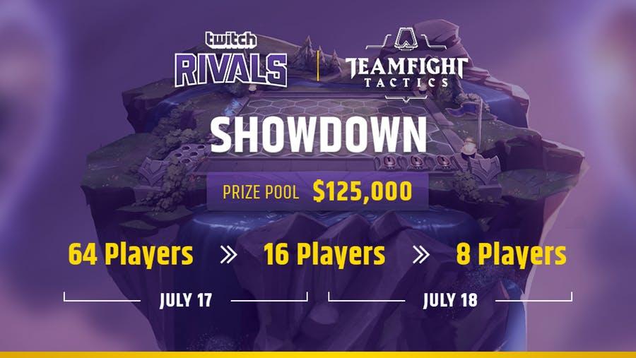 Twitch Rivals: Teamfight Tactics Day 1 Recap