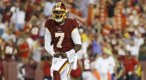 Dwayne Haskins named Week 9 starter for Redskins