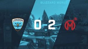 London Spitfire Playoffs