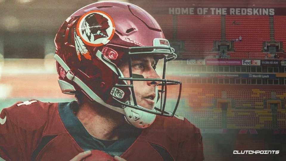 Case Keenum named the Redskins' starter for Week 1