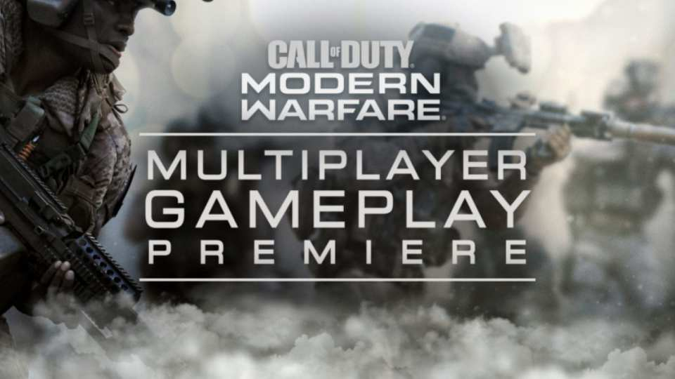 Call of Duty: Modern Warfare Multiplayer Reveal