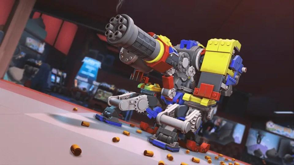 LEGO Bastion