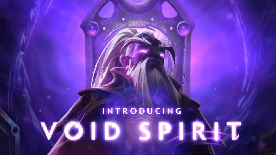 New Dota 2 Hero Announced: Void Spirit Arrives