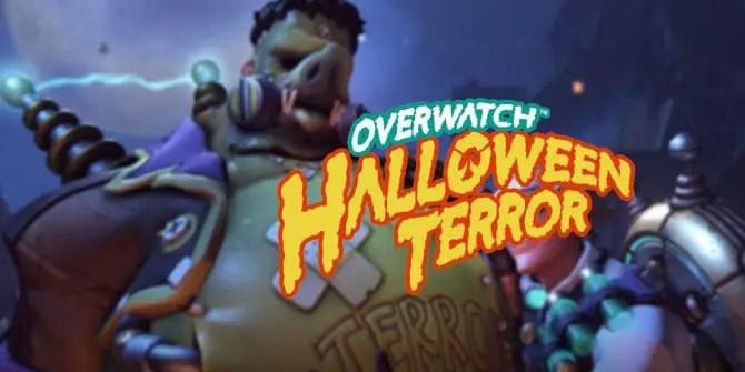 overwatch halloween event 2019