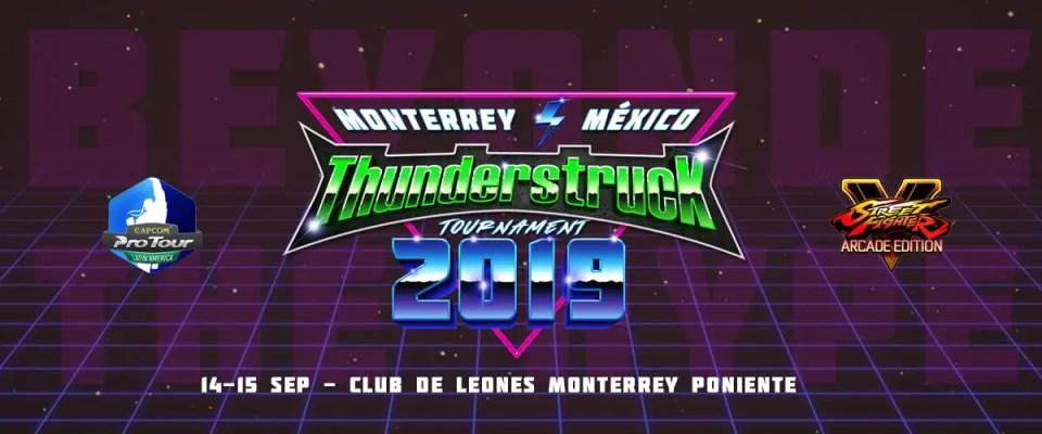 Thunderstruck 2019