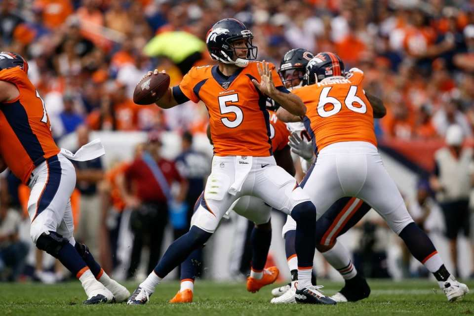 Denver Broncos: The Good, The Bad, and the Ugly in loss to the Bears