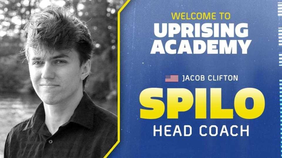 Uprising Academy coach