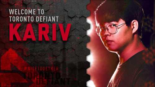 Toronto Defiant KariV