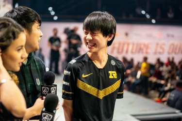 RNG Ming was a top 10 player eliminated from Worlds