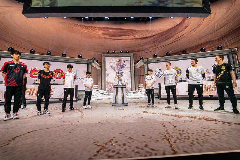 No North American teams made top eight at Worlds