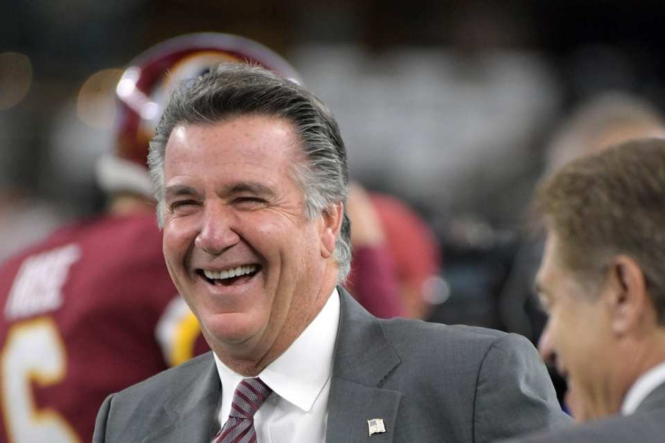 Redskins make no moves before the trade deadline on Tuesday.