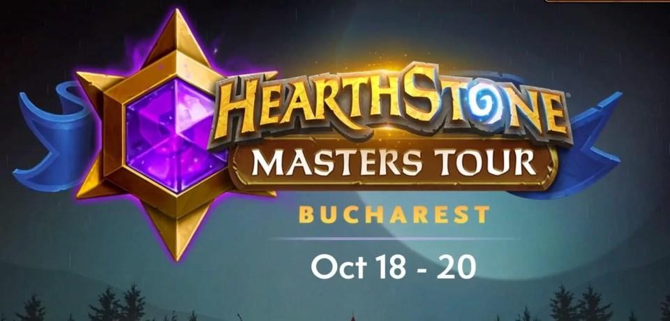 Masters Tour Bucharest