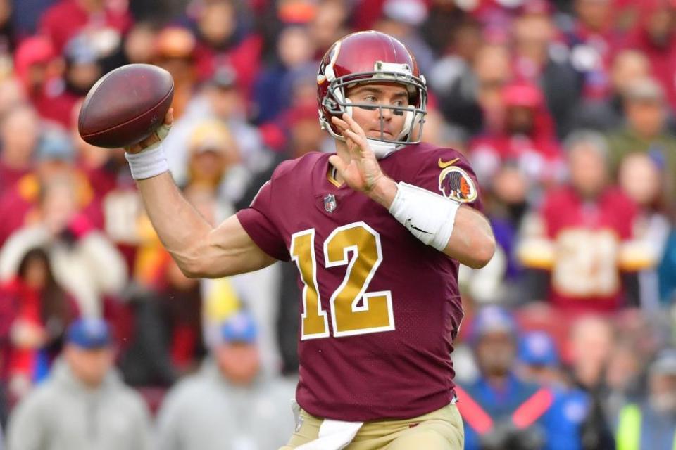 Redskins announce Colt McCoy as their Week 5 Starter
