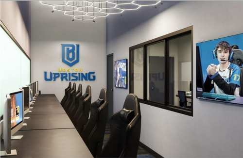 Uprising's New Facility