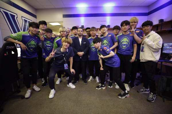 OWL Roster Needs Pacific Division