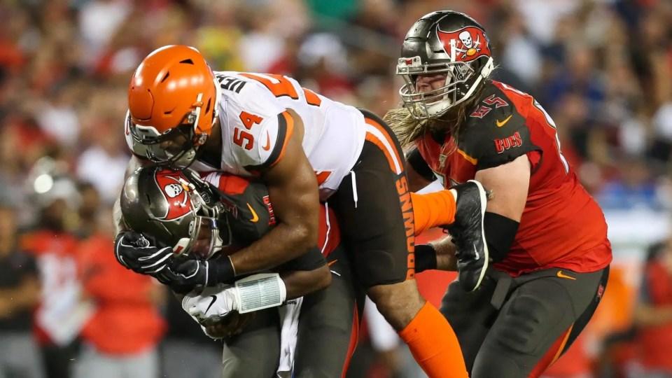 Browns injury report