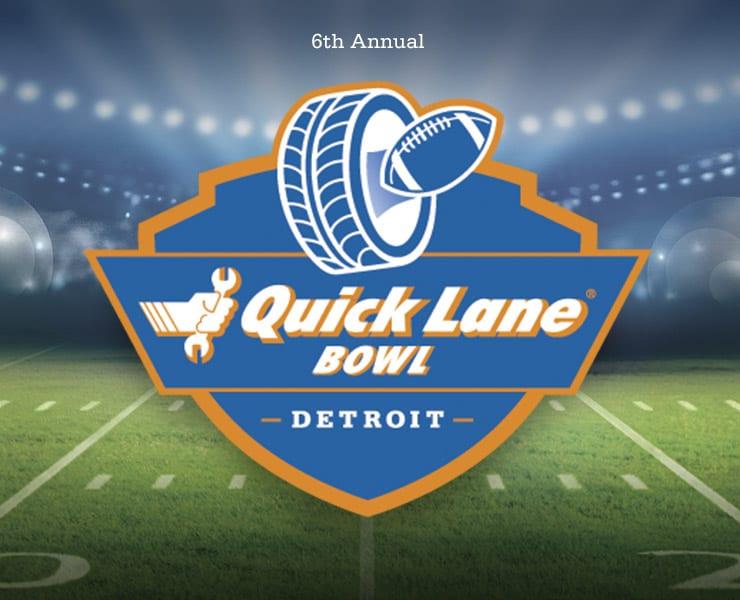 2019 Quick Lane Bowl