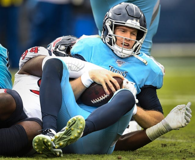 Titans Face Tough Test As Playoff Hopes Hang by a Thread