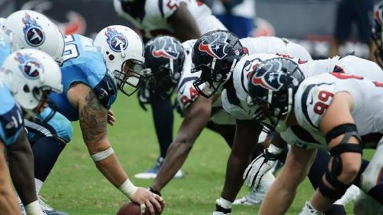 Titans Host Texans at Nissan Stadium in First of Two Games to Close Season